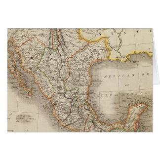 Mexico and Guatemala 2 Card