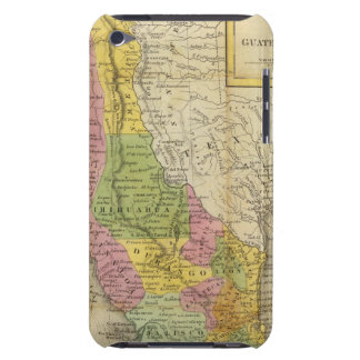 Mexico and Guatemala 2 iPod Touch Case-Mate Case