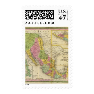 Mexico and Guatemala 2 Postage