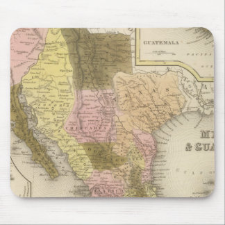 Mexico and Guatemala 5 Mouse Pad