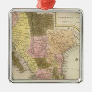 Mexico and Guatemala 5 Ornaments