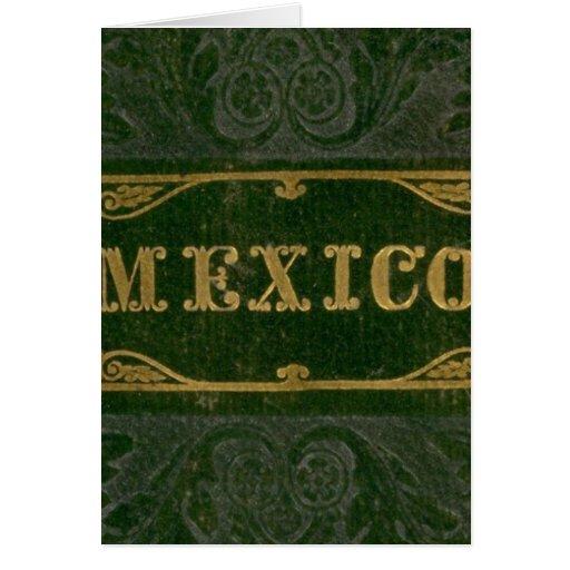 Mexico and Guatemala Greeting Card