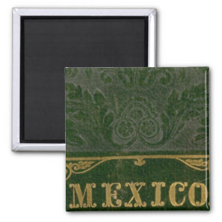 Mexico and Guatemala Magnet