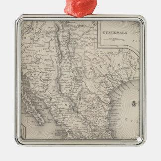 Mexico and Guatemala Christmas Ornaments