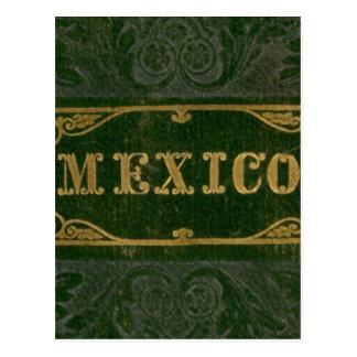 Mexico and Guatemala Postcard
