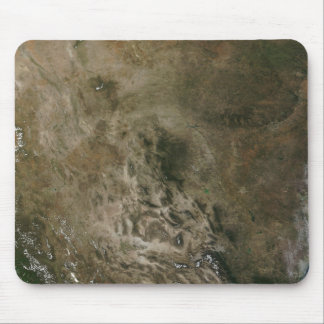 Mexico and the southwestern United States Mouse Pad