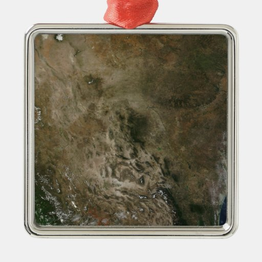 Mexico and the southwestern United States Ornaments
