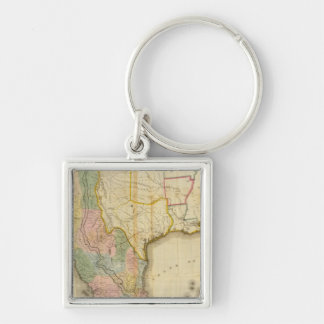 Mexico and United States Key Chains
