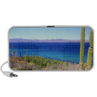 Mexico, Baja California Sur, Mulege, Bahia 2 Portable Speaker