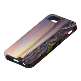 Mexico, Baja, Sea of Cortez. Sea kayaks and iPhone SE/5/5s Case
