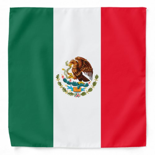 Mexico Bandana