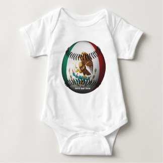 Mexico Baseball Tshirt
