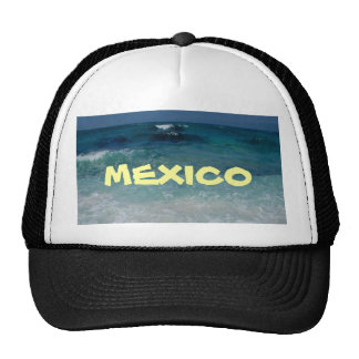 Mexico Beach Hat