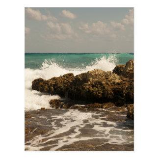 Mexico Beach Post Card