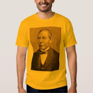 Mexico: Benito Juarez T-Shirt