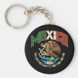 Mexico Big and Bold Key Chain