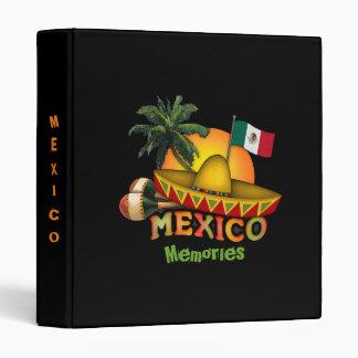 Mexico Binder