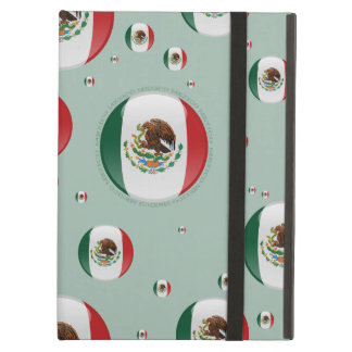 Mexico Bubble Flag iPad Air Covers