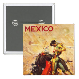 Mexico Buttons