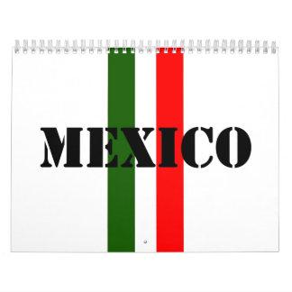 Mexico Calendars