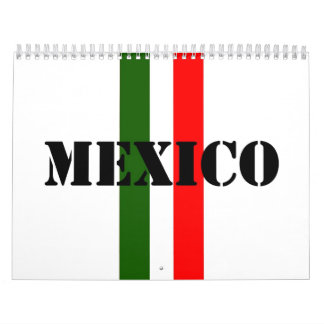 México Calendario