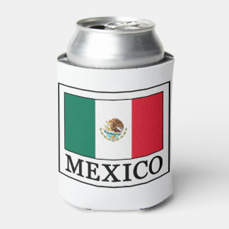 Mexico Can Cooler