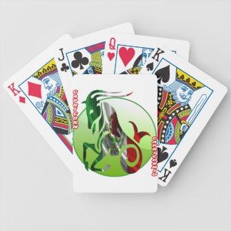 MEXICO CAPRICORN HOROSCOPES PRODUCTS PLAYING CARDS