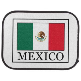 Mexico Car Mat