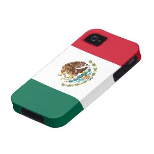 MÉXICO CARCASA VIBE iPhone 4