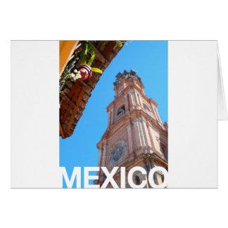 Mexico Card