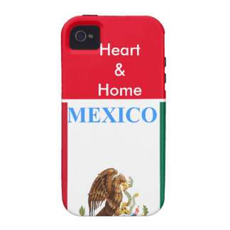 Mexico Case-Mate iPhone 4 Cases