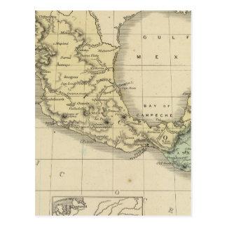 Mexico, Central America Postcard