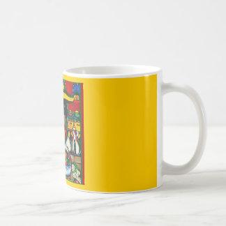 Mexico  Chef Doxie Classic White Coffee Mug