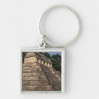 Mexico, Chiapas province, Palenque. Temple of 2 Keychain