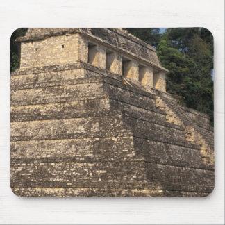 Mexico, Chiapas province, Palenque. Temple of 2 Mouse Pad