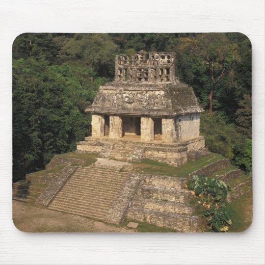Mexico, Chiapas province,  Palenque, Temple of Mouse Pad