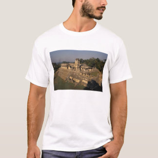 Mexico, Chiapas province,  Palenque, The Palace T-Shirt
