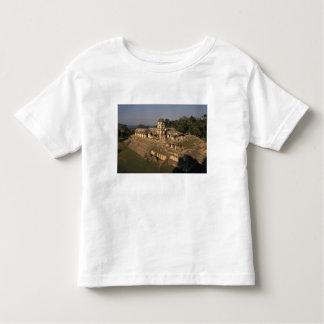 Mexico, Chiapas province,  Palenque, The Palace Toddler T-shirt