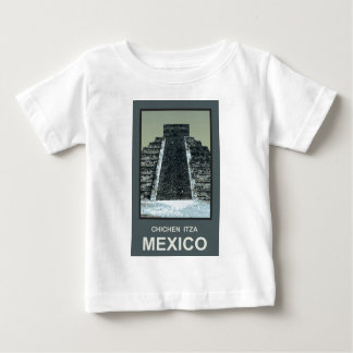 Mexico Chichen Itza Baby T-Shirt
