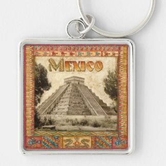 Mexico, Chichen Itza Keychain