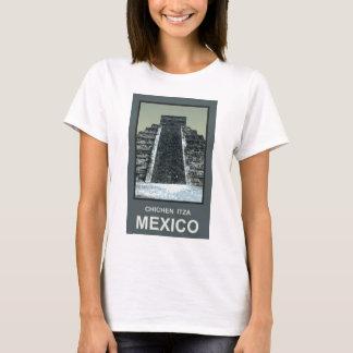 Mexico Chichen Itza T-Shirt