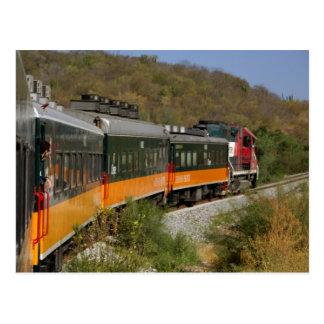 México, chihuahua, barranco de cobre. Visiónes Tarjeta Postal