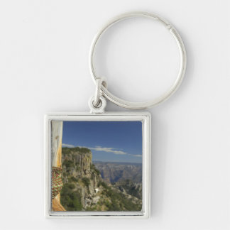 Mexico Chihuahua Copper Canyon View from Key Chain