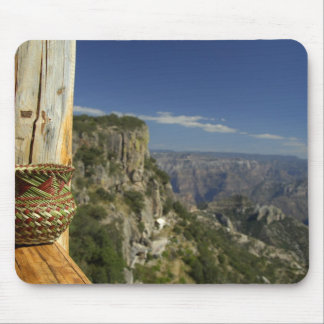Mexico, Chihuahua, Copper Canyon. View from Mouse Pad