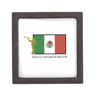 MEXICO CHIHUAHUA MISSION LDS CTR GIFT BOX