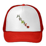 Mexico Chili Peppers Trucker Hat