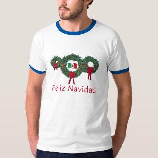 Mexico Christmas 2 T Shirt