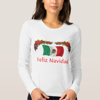 Mexico Christmas Shirt