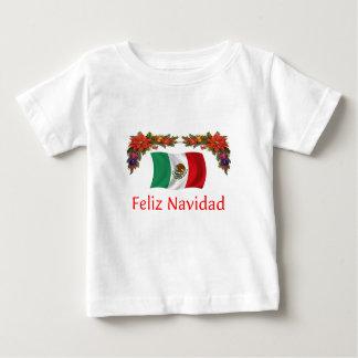 Mexico Christmas Tee Shirt