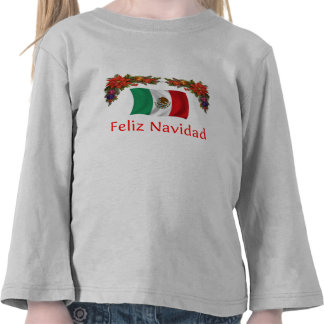 Mexico Christmas Shirts